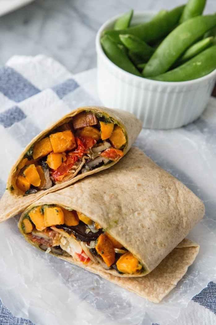 sweetpotato wrap