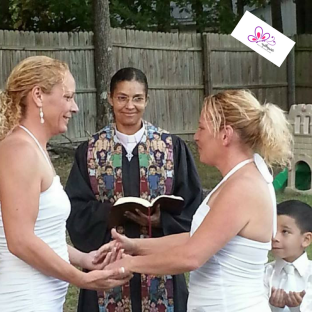 Performing my first Same-Sex Wedding