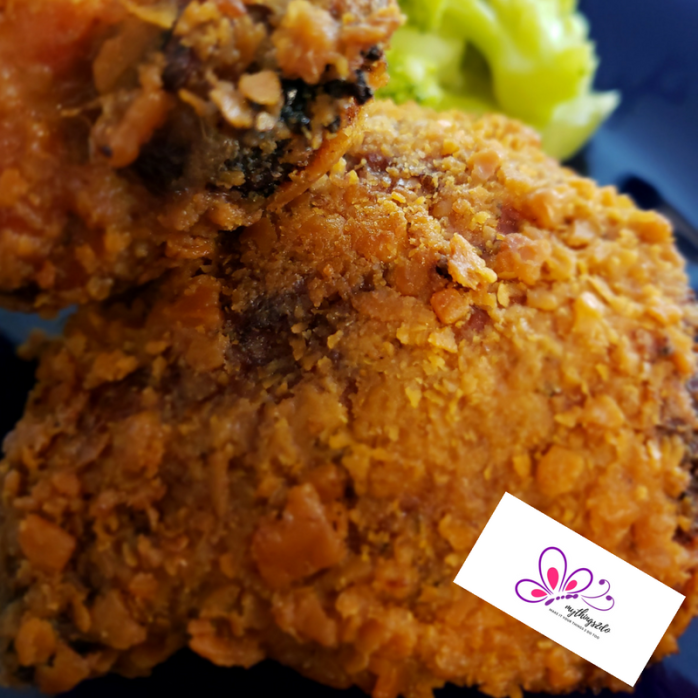 Easy Fried Baked Chicken #mythings2do #mt2d# ilovetochook #goodfoods #dinner #friedchicken #friedchickenwings #friedchickenskin #friedchickenlegs #friedchickenvideos #friedchickenfanatic #friedchickenfordays #friedbakedchicken #bakedchicken #bakedchickenwings #bakedchickenbreast #bakedchickenrecipes #bakedchickenthighs #supercrunchyfriedchicken #supercrunchygoldencrustchicken